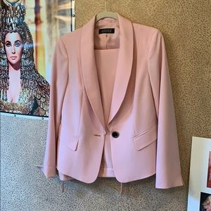 Blush women's suit